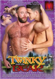 Twinky And The Bear: A Beary Gay XXX Tale Porn Video