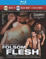 Folsom Flesh: Directors Expanded Edit (DVD + Blu-ray Combo) Blu-ray