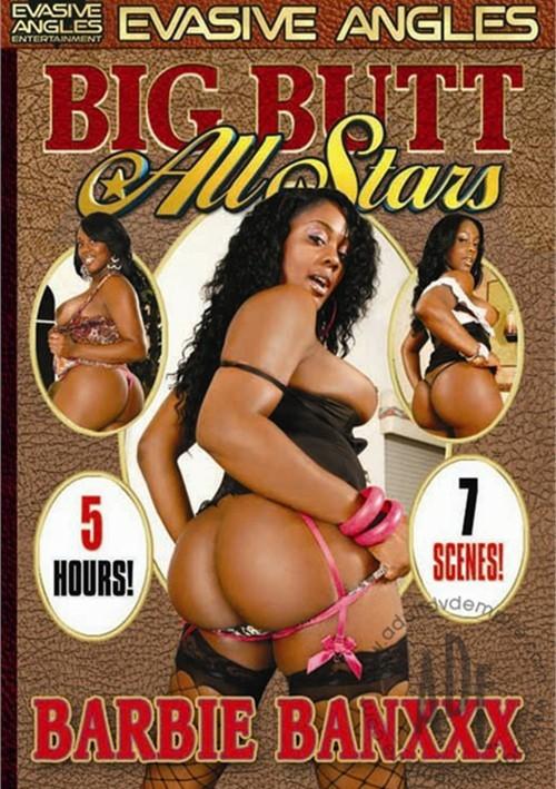 Big Butt All Stars: Barbie Banxxx