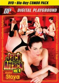 Jack Attack Vol. 4 (DVD + Blu-ray Combo) Porn Movie