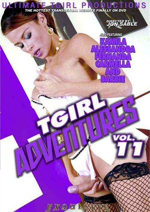 T-Girl Adventures Vol. 11