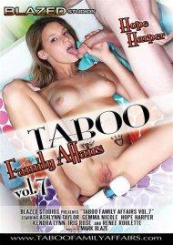 Taboo Family Affairs Vol. 7 Porn Video