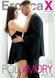 Polyamory Vol. 2 DVD Image from EroticaX.