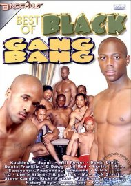 Best of Black Gang Bang, The Porn Video