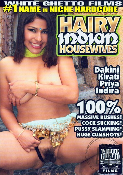 Hairy Indian Housewives image