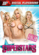 Superstars 4-Pack Vol. 1 Porn Movie