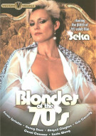 Blondes Of The 70s Porn Movie