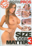 Size Does Matter #3 Porn Video