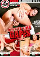 Monster Sized Gapes Vol. 7 Porn Movie