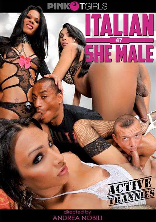 italian shemale 29 dvd № 70864