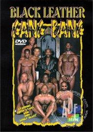 Black Leather Gang Bang 1 Porn Video