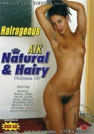 ATK Natural & Hairy 13 Porn Movie
