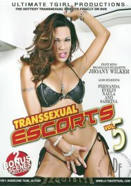 Transsexual Escorts 5 Porn Movie