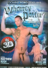 Whorrey Potter & The Sorcerers Balls in 3D Blu-ray