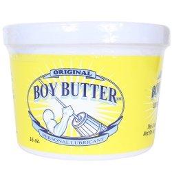 Boy Butter Original - 16 oz. Tub Sex Toy