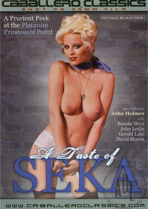 a taste of seka adult dvd