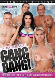 Transsexual Gang Bang! Porn Video