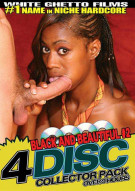 Black and Beautiful 4 Disc Collector Pack #2 Porn Movie