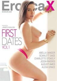 First Dates Vol. 1 DVD porn movie from EroticaX.