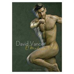 David Vance Emotion 2018 Calendar Sex Toy