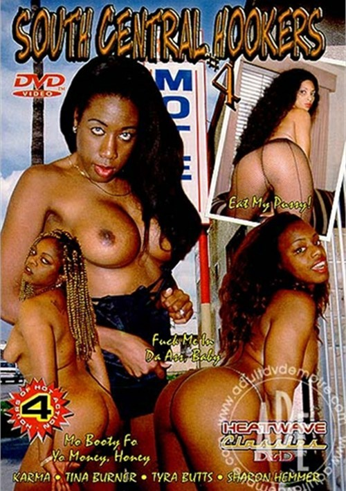South Central Hookers 4 Black Tyra Butts 1998