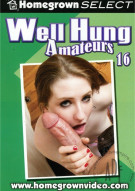 Well Hung Amateurs 16 Porn Movie