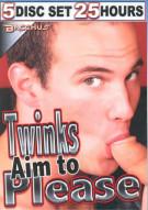 Twinks Aim To Please 5-Disc Set Porn Movie