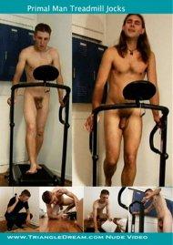 Primal Man: Treadmill Jocks Porn Video