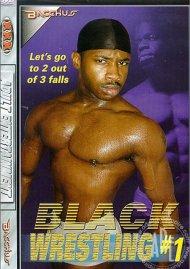 Black Wrestling #1 Porn Video