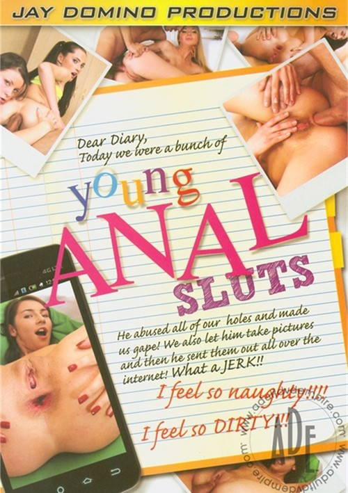 Young Anal Sluts