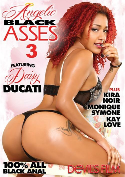 Angelic Black Asses 3 (2015) | Adult DVD Empire