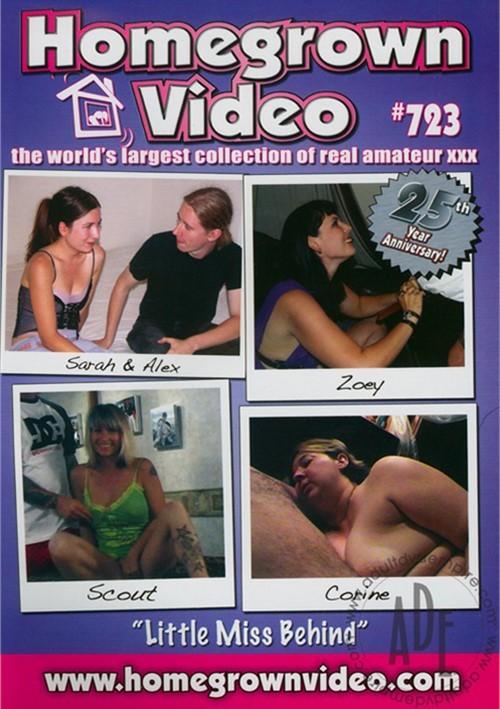 Homegrown Video 723 Sarah (VI) Alex (VIII) Pierce (II)