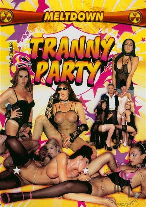 Tranny Party Fetish Transsexual Meltdown