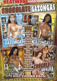 Chocolate Gazongas 4-Pack Porn Movie