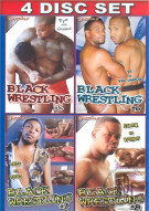 Black Wrestling #2 Porn Movie