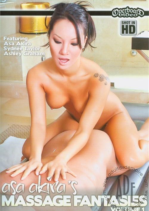 Asa Akiras Massage Fantasies
