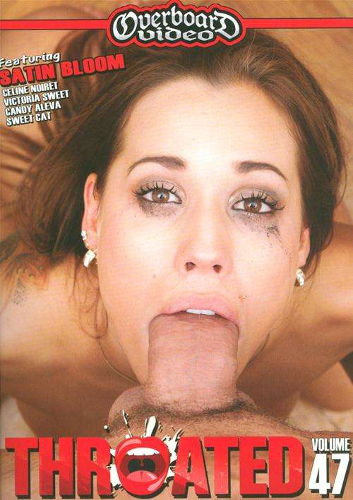 Throated #47- On Sale! Overboard Video Olivia Weston Blowjobs