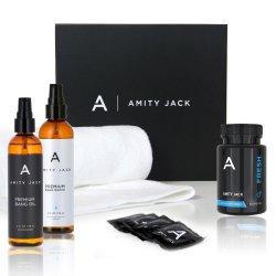 Amity Jack: Bedside Bundle With Fresh Supplements.