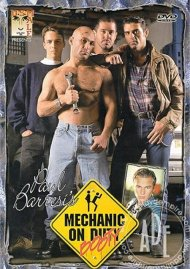 Mechanic on Booty Porn Movie
