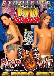 Tranny Bareback Pumpkin Party Porn Movie