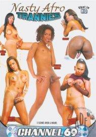 Nasty Afro Trannies Porn Movie