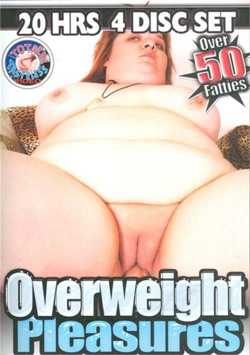 Overweight Pleasures 4-Disc Set Totally Tasteless Boxed Sets 2015