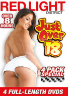 Just Over 18 4-Pack Porn Movie