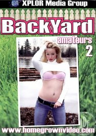Backyard Amateurs #2 Porn Video