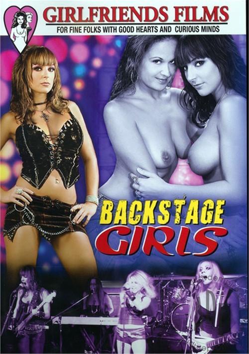 Backstage Girls DVD Porn Movie Video Image