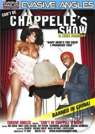 Cant Be Chappelles Show: A XXX Parody Porn Movie