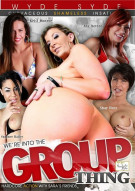 We're Into The Group Thing Porn Video