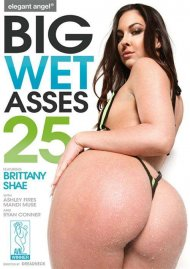 Big Wet Asses #25 DVD Image from Elegant Angel.