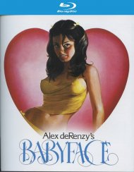 Babyface Blu-ray porn movie from Vinegar Syndrome.