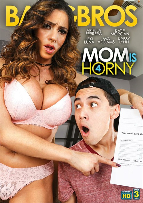 Mom Is Horny Vol  4 (2019)